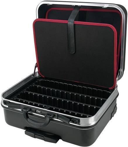 Toolcraft Run 821400   Universal Werkzeugkoffer (unbestückt) für 139,99€ (statt 169€)