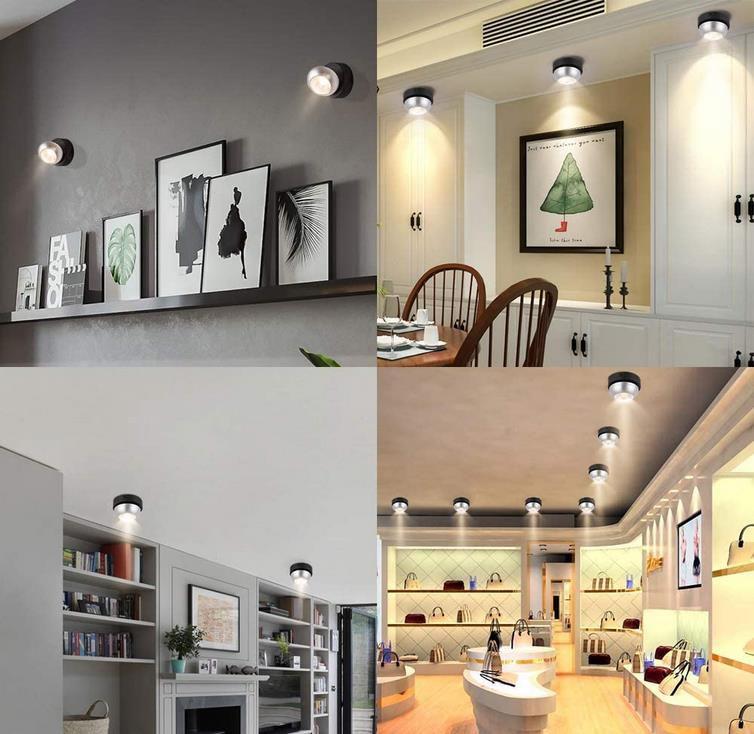 Betling LED Deckenleuchte 10W 960lm 3000K Warmweiß für 16,50€ (statt 33€)