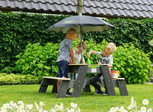 Exit Aksent Sand,  Wasser  & Picknicktisch mit 2 Bänke für 91,99€ (statt 125€)