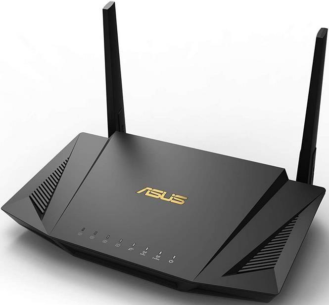 Asus RT AX56U   Home Office Router mit Ai Mesh System für 78,46€ (statt 103€)