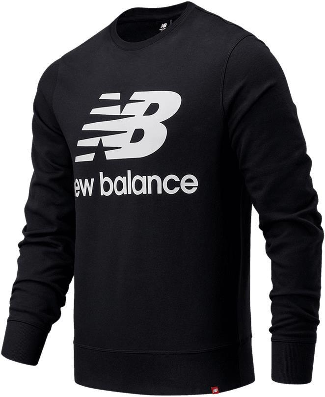 New Balance Stacked Logo Crew   NB Essentials   Herren Sweatshirt für 32,46€ (statt 37€)