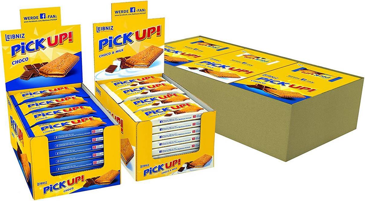 PiCK UP! Bestseller Bundle    3 x 24 Einzelpackungen für 19,47€ (statt 27€)   Sparabo