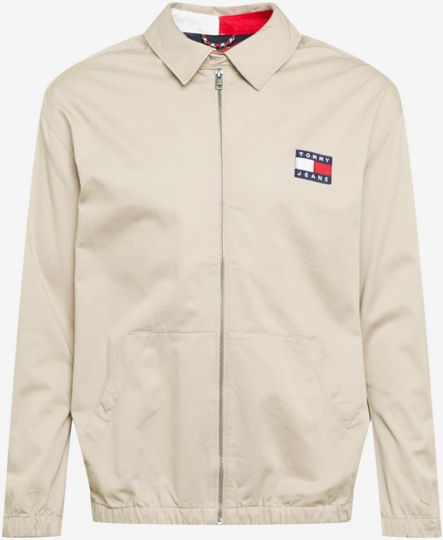 Tommy Jeans TJM Jacke in hellbeige für 65,40€ (statt 76€)