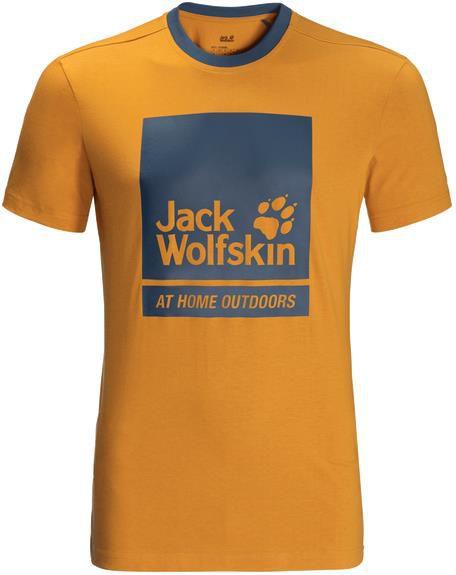 Jack Wolfskin   365 THUNDER T M   T Shirt in zwei Farben für 17,90€ (statt 29€)
