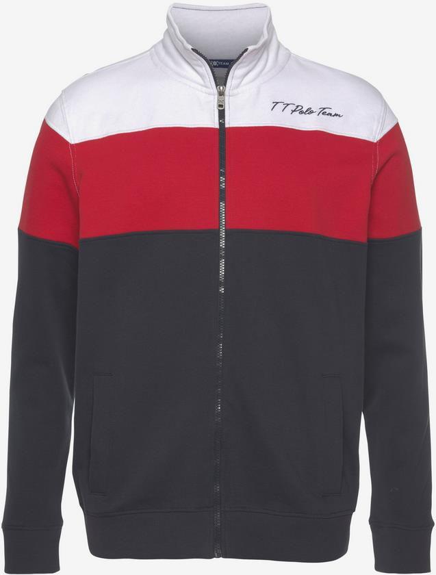 Tom Tailor Polo Team Herren Sweatjacke ab 29,74€ (statt 42€)