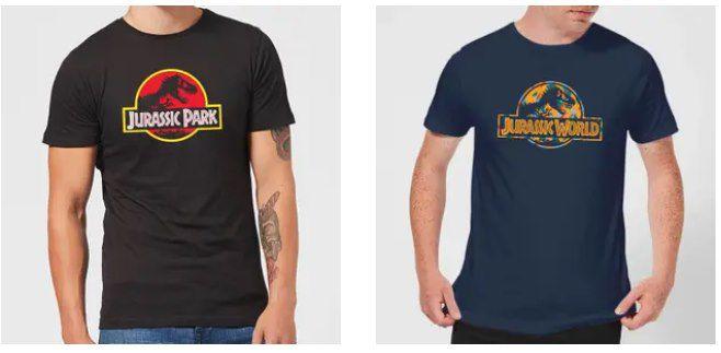 Jurassic Park Bundle: Tragetasche & T Shirt für 17,99€ (statt 31€)