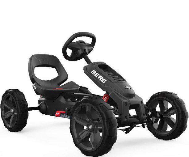 BERG Pedal Go Kart Reppy Rebel   Black Edition für 159,99€ (statt 200€)