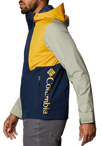 Columbia Inner Limits II Men Outdoorjacke für 42,49€ (statt 59€)   nur M & L