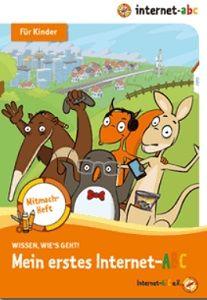 Gratis: Mein erstes Internet ABC   Mitmach Heft für Kinder