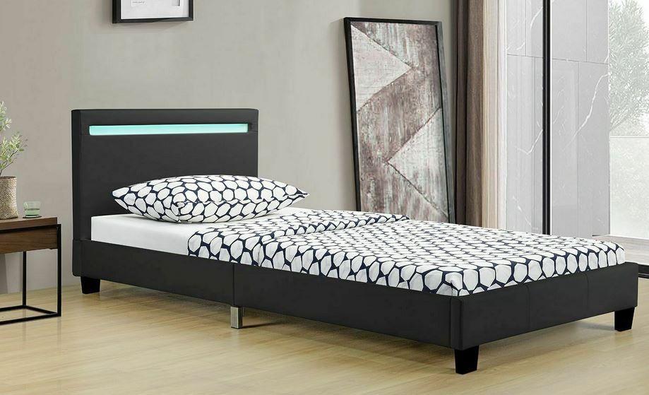 Juskys ArtLife Verona Polsterbett ohne Matratze für 84,99€ (statt 105€)