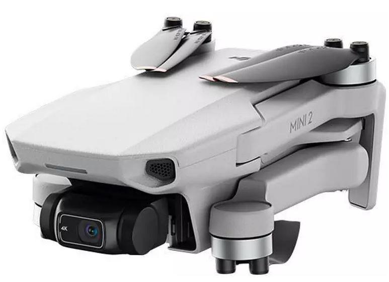 DJI Mini 2 klappbare 4K Drohne für 400,39€ (statt 450€)