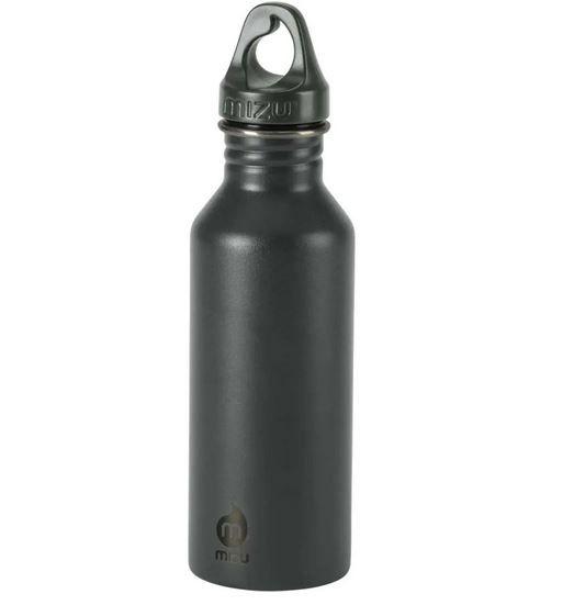 MIZU M5 Edelstahl Trinkflasche 0,5l Schwarz oder Blau ab 3,99€ (statt 17€)