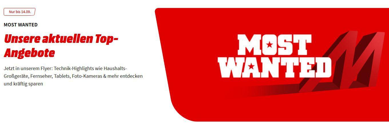 Media Markt Most Wanted: z.B. PHILIPS Hue White & Col. Lightstrip Plus 2m Basis + 1m Erweiterung für 56,99€ (statt 71€)