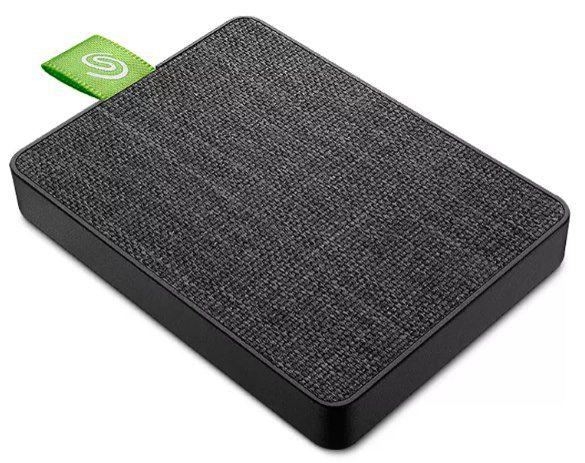 Seagate STJW500401 500GB Ultratouch SSD Festplatte für 59€ (statt 82€)