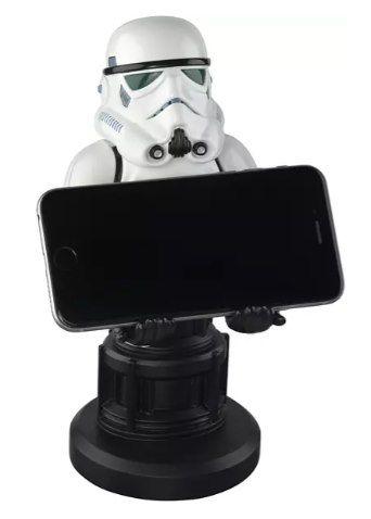 Cable Guy StarWars Storm Trooper Controller/Smartphone Halter für 19,98€ (statt 25€)