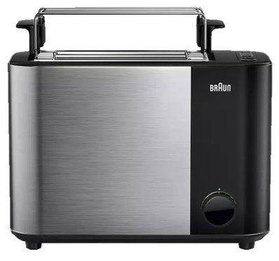 BRAUN ID Collection HT 5010 Toaster für 59,60€ (statt 68€)