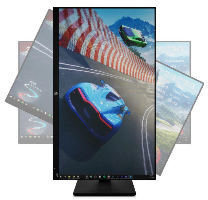 HP X27q   27 Gaming LED Monitor (QHD, 1 ms Reaktionszeit, 165 Hz) für 249,77€ (statt 279€)
