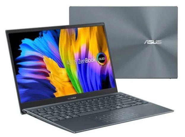 Asus ZenBook 13 UX325EA KG357T Notebook (13″, OLED, 16GB RAM, 512GB SSD, i7) für 899,99€ (statt 972€)