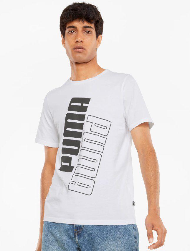 Puma Power Herren T Shirt in 4 Farben für je 14,95€ (statt 20€)