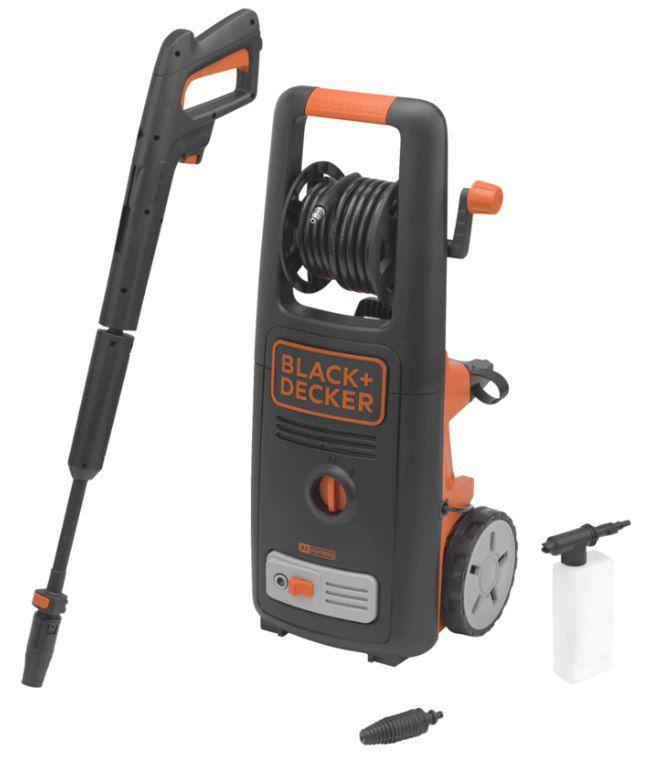 Black & Decker 1800Watt Hochdruckreiniger für 64,99€ (statt 86€)
