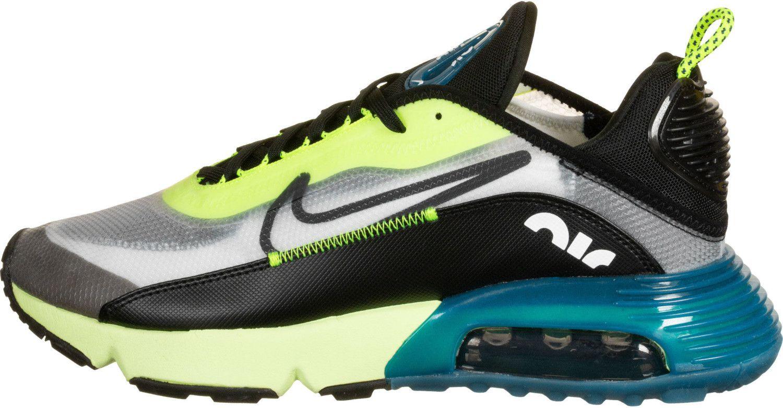 Nike Air Max 2090 Sneaker in Volt/Valerian Blue für 71,20€ (statt 96€)   40 bis 42