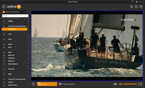 Computer Bild: Kostenlose Vollversion von onlineTV 16 Plus
