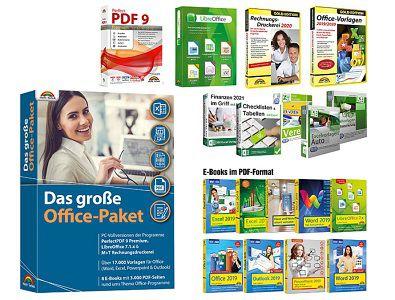 Pearl: Das große Office Paket gratis + 5,95€ VSK