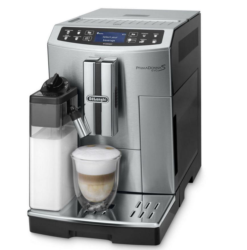 DeLonghi PrimaDonna S Evo ECAM 516.45 Kaffeevollautomat für 649€ (statt 699€)  generalüberholt