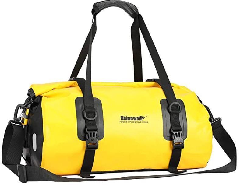 Wildken wasserdichte Gepäckträgertaschen max. 30l für 22,99€ (statt 46€)
