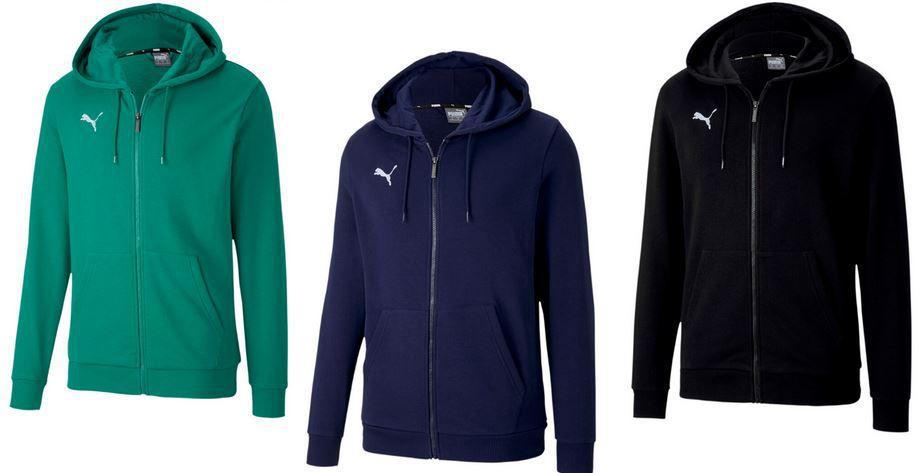 Puma TeamGOAL 23 Herren Sweat  u. Trainingsjacke in 6 Farben für je 29,90€ (statt 33€)