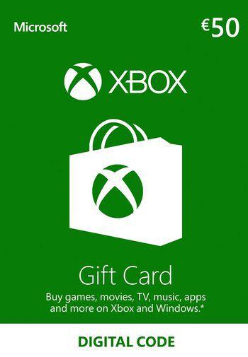 50€ Xbox Live Guthaben für 43,32€