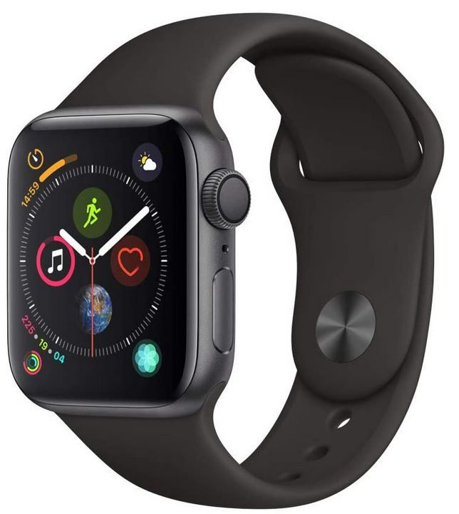 Apple Watch Series 4 GPS 44mm Aluminium für 219,90€ (statt neu 330€)   gebraucht