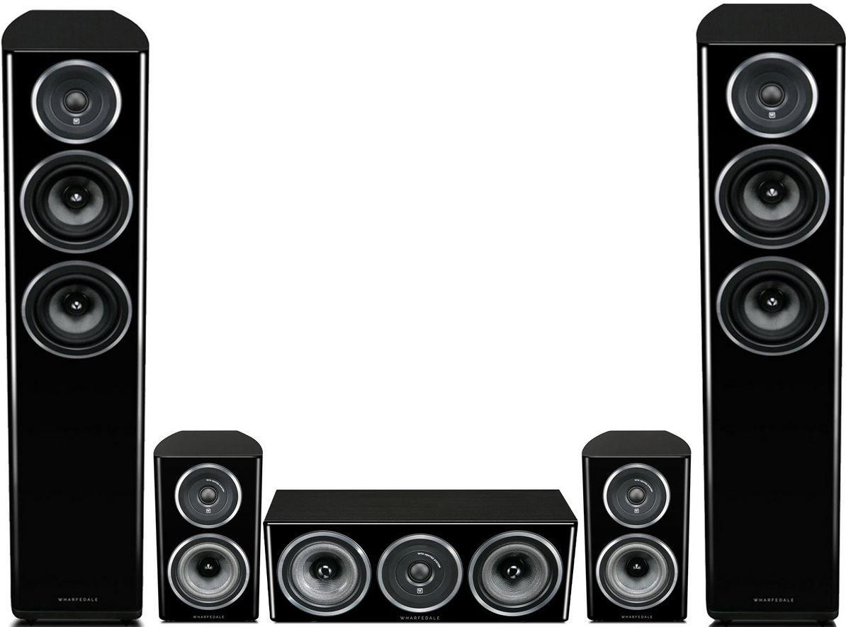 Wharfedale Diamond 11   5.0 Lautsprecher System für 518,95€ (statt 989€)
