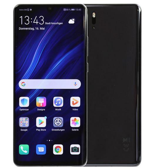 Huawei P30 Pro Dual Sim Phone 128GB für 239,99€ (statt 300€)  gebraucht