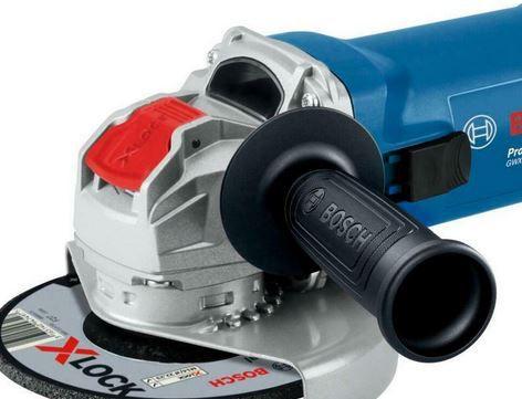 Bosch GWX 14 125 Professional Winkelschleifer für 131,71€ (statt 139€)