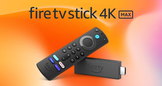 Fire TV Stick 4K Max mit Wi Fi 6 für 64,99€
