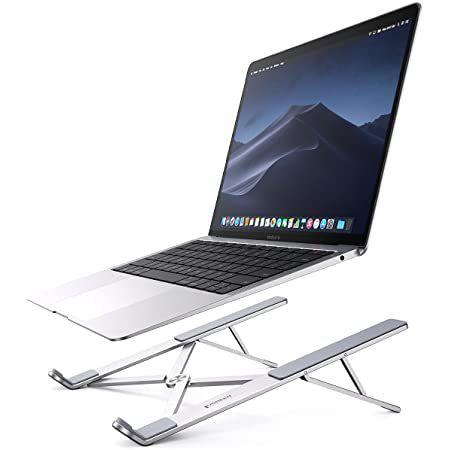 UGREEN Laptopständer mit 5 Stufen für bis zu 17,3 Zoll Laptops für 13,14€ (statt 19€) – Prime
