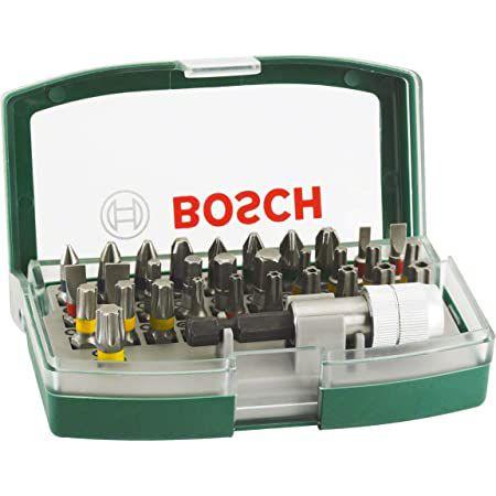Bosch Schrauberbit-Set (32 tlg.) für 7,99€ (statt 12€) – Prime
