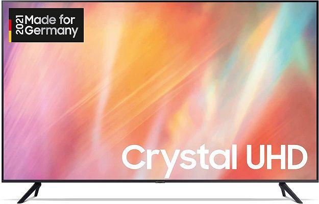 SAMSUNG GU75AU7199UXZG LED TV (Flat, 75 Zoll / 153,2 cm, UHD 4K, SMART TV) für 889€ (statt 1.049€)