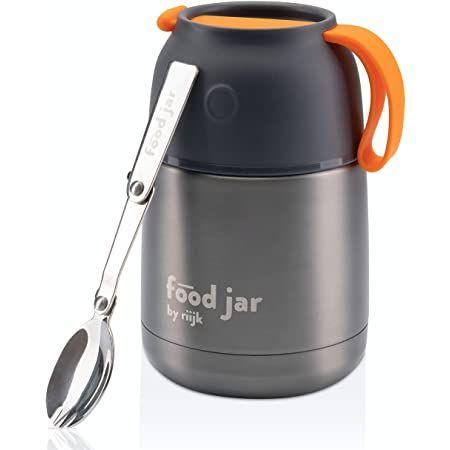 riijk Thermobehälter inkl. Göffel + Schüssel in 450 oder 650ml ab 12,94€ (statt 23€)