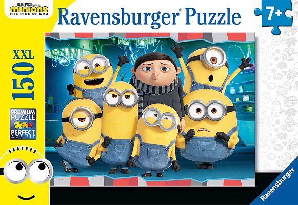 Ravensburger Puzzle   Mehr als ein Minion für 7,99€ (statt 11€)   Amazon Prime