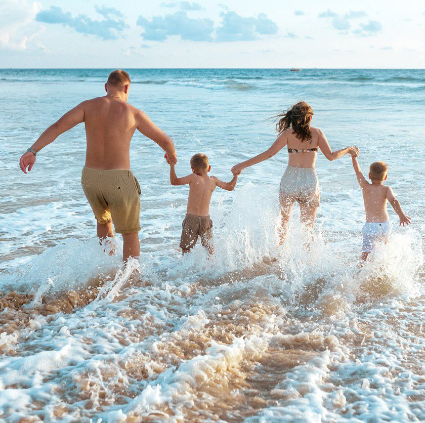 Für Bedürftigte: Bund bezuschusst Urlaub mit 90 Prozent