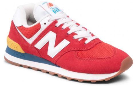 30% Extra Rabatt auf bereits reduzierte New Balance Sneaker   z.B. ML574HA2 in Rot für 53,52€ (statt 69€)