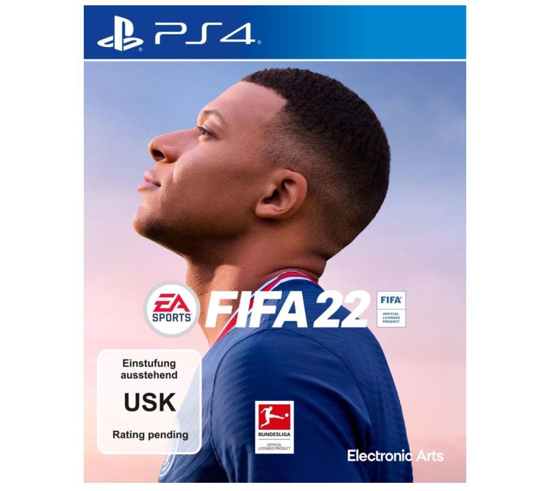 Fifa 22 (PS4) im Preorder für 55,79€ (statt 62€)
