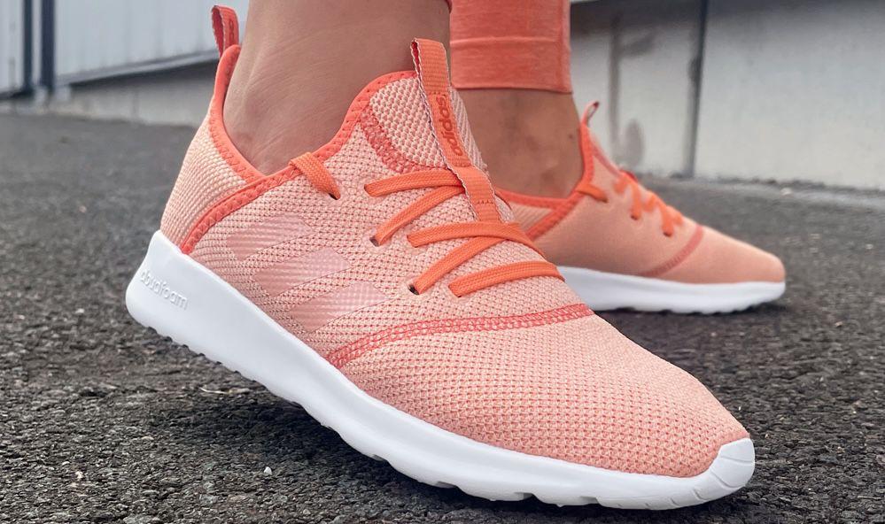 adidas Cloudfoam Pure Sneaker in 28 bis 38 für 32,23€ (statt 49€)