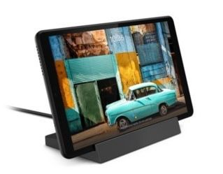 Lenovo Smart Tab M8 Tablet mit 32GB für 79,99€ (statt 128€)