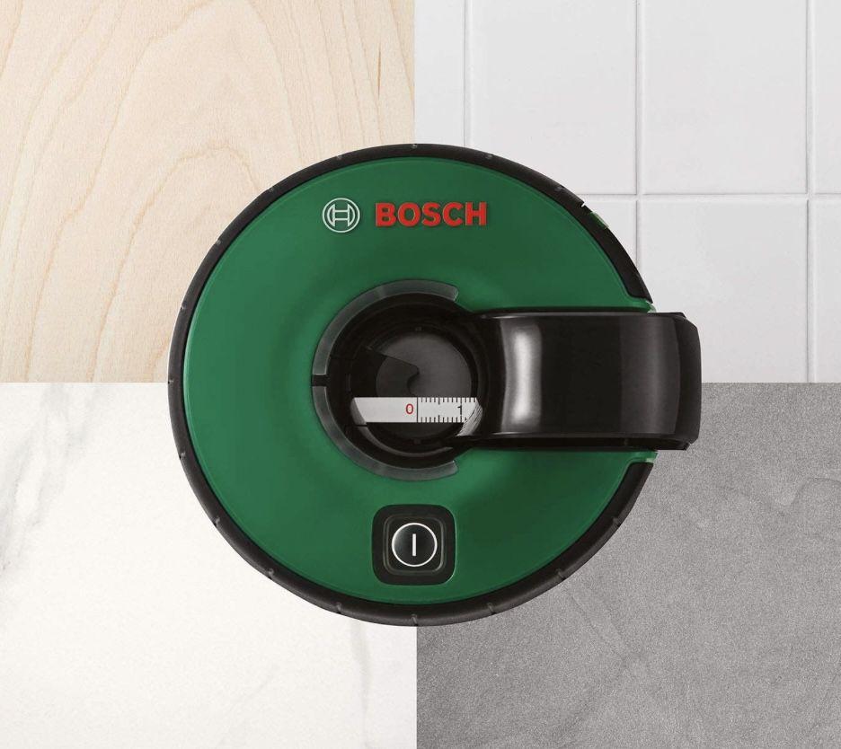 Bosch Atino 0603663A00 Linienlaser inkl. 5x Gelpads in Kartonschachtel für 23,45€ (statt 37€)