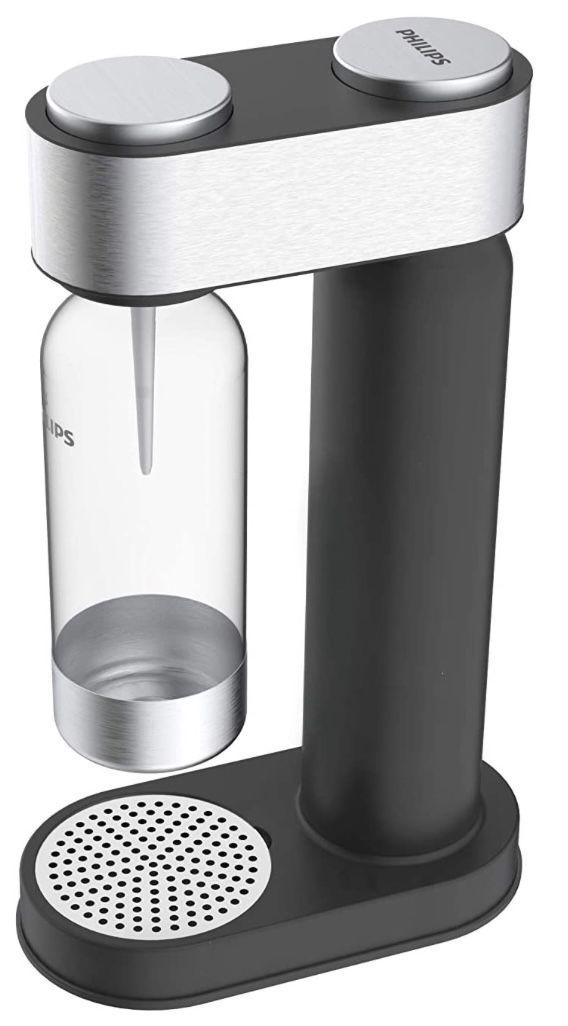 Philips Water ADD4902BK/10 GoZero 1L Wassersprudler in Schwarz für 49,99€ (statt 70€)