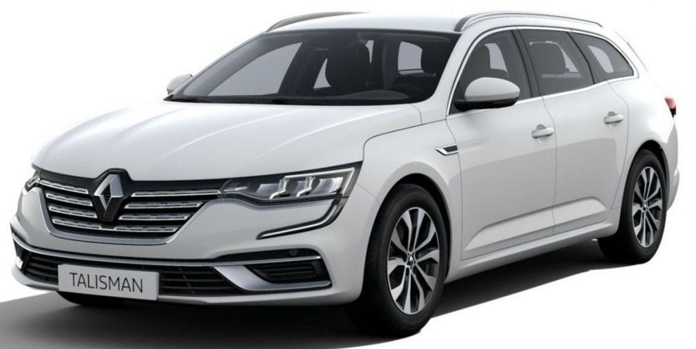 Privat: Renault Talisman Grandtour mit 159 PS für 144€ mtl.   LF: 0.40
