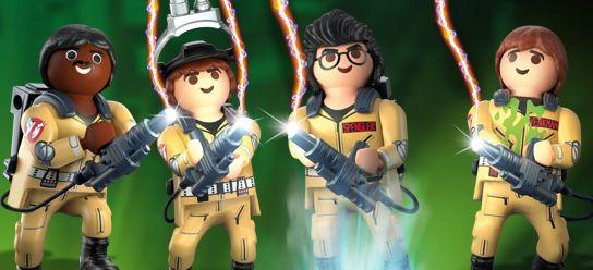 Playmobil Ghostbusters Feuerwache (9219) für 37,99€ (statt 50€)